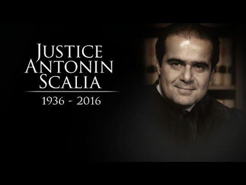 Justice Antonin Scalia found dead at 79