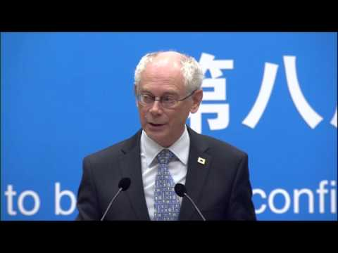 8th EU-China Business Summit