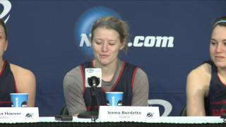 #UDWBB Regional Final Press Conference and Practice