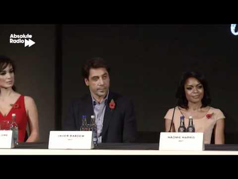 Skyfall: James Bond press conference (full, unedited)