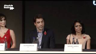 Skyfall - Skyfall: James Bond press conference (full, unedited)