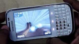 TOP 10 GAMES for Samsung GALAXY CHAT Android Phone - REVIEW HD by Gadgets Portal