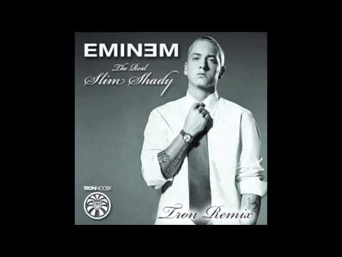 Eminem - The Real Slim Shady (Tron Remix)