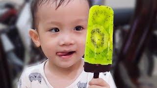 Đồ Chơi Baby Fun ❤️ Bé Lim Lạc Chạy Xe Đạp Đi Mua Kem ❤️ Gia Đình Baby Shark