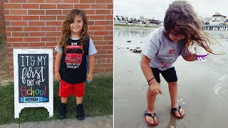 Mom on 4-Year-old Boy Kicked Out of School for Long Hair: