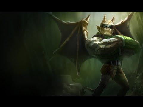 League of Legends - S3 Jungle Galio