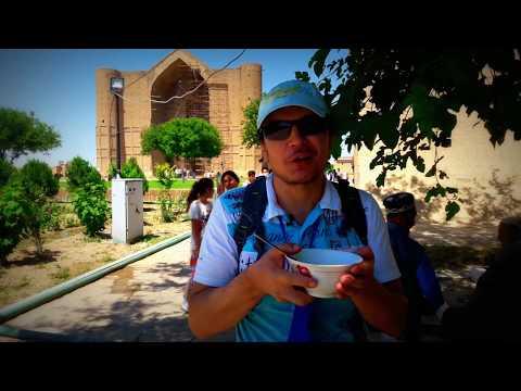 Муздай коже в Туркестане Казахская окрошка