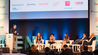 Discover the 8 Startups for News finalists of the #GENsummit 2016