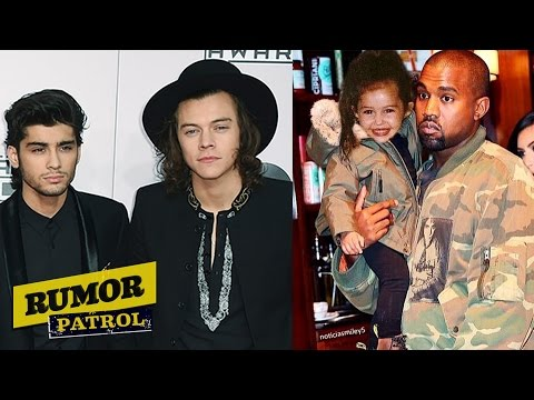 Harry Styles & Zayn Malik Going SOLO? Miley Cyrus Disses Kanye West? RUMOR PATROL