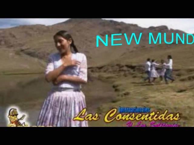 ▒▓█_ LAS CONCENTIDAS 2011 (HD) ▒▓█_ MIX DE HUAÑOS