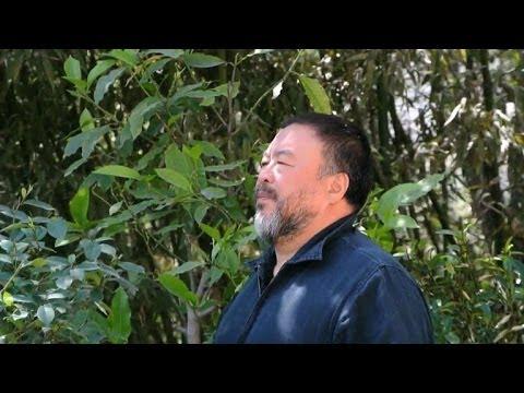 Exposition géante Ai Weiwei à Berlin, en l'absence du dissident