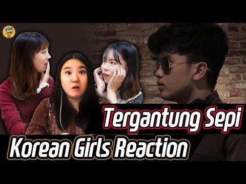 Korean girls react to MV [Tergantung Sepi] by Haqiem Rusli