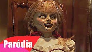 Annabelle 2: A Criação do Mal (Paródia/Redublagem)