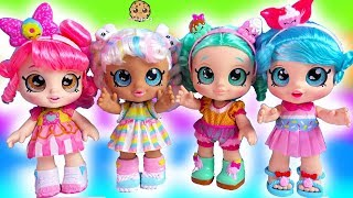 NEW Kindi Kids with Magic Shopkins -   Toddler Shoppies Dolls