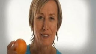 Martina Navratilova: Plant-Based Diet is The Best