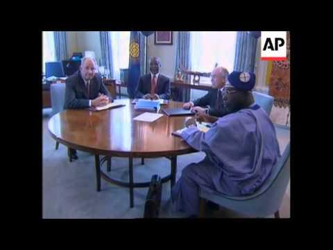 Commonwealth leaders arrive for talks on Zimbabwe