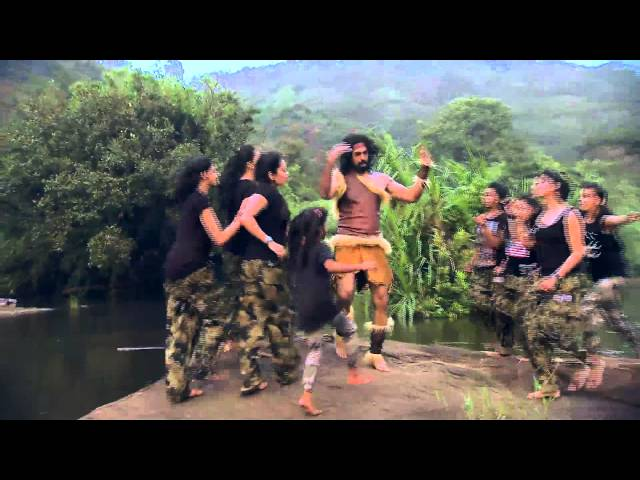Malayali Tarzan Govind Padmasoorya aka GP.. D2 cover spoof music video on Tarzan & Jane