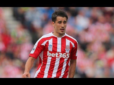 Bojan Krkic - Stoke City - Goals [2014-2015]