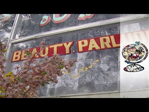 Kabul Beauty School - Afghanistan