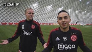Donny van de Beek VS Abdelhak Nouri ( AJAX ) DEEL 1 - VOETBAL VLOG #10 ( TOUZANI TV )
