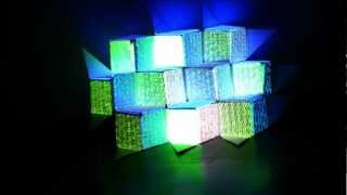 Origami Paper Projection Mapping