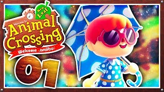 Ein NEUER Tag! 🐶 #01 [Staffel 5] • Let's Play Animal Crossing New Leaf