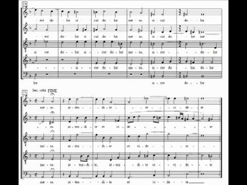 Carlo Gesualdo - O vos omnes