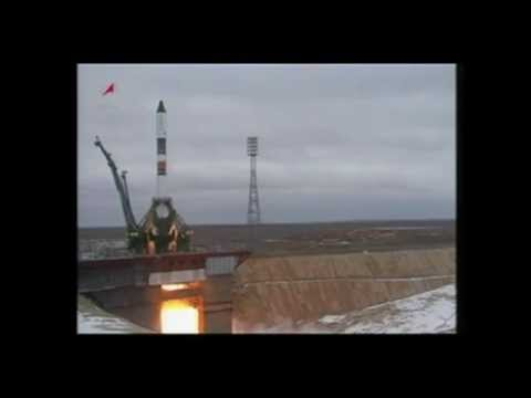 Russian Space Station Cargo Ship Launches, Docks to the International Complex