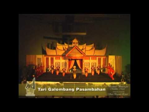 Tari Galombang Pasambahan 34 video