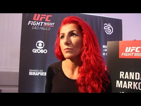 Randa Markos: Recent UFC Loss Showed I Had 'Weak Mental Game' - MMA Fighting
