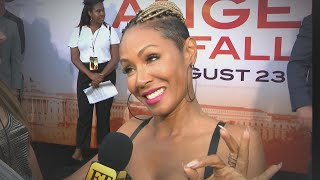 Jada Pinkett Smith on Whether She'll Be Involved With 'Matrix 4' (Exclusive)