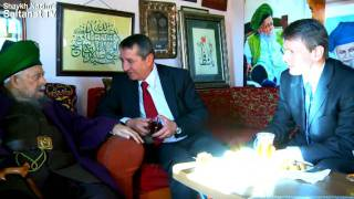 British High Commissioner in Cyprus Visits Shaykh Nazim-Part II