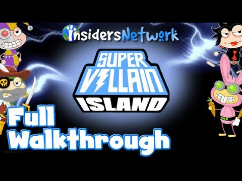 ★ Poptropica: Super Villain Island Full Walkthrough ★