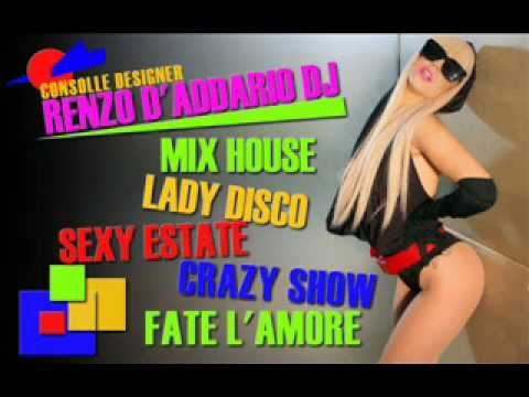 Novità - Maggio 2013 Musica House Mix Commerciale Dance Remix best mix hit Renzo dj Music Videos