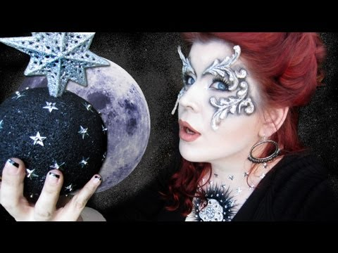 Goddess of the Night Makeup Tutorial