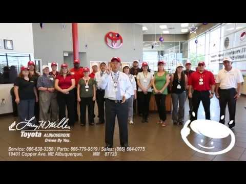 Toyota Dealership - Larry H Miller Toyota Albuquerque