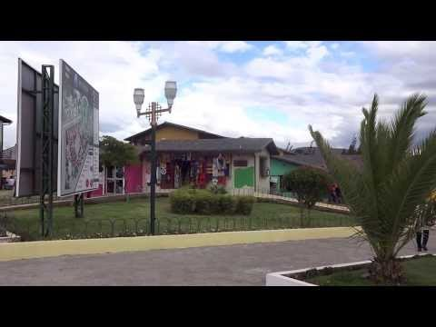 Centro do mundo - Equador