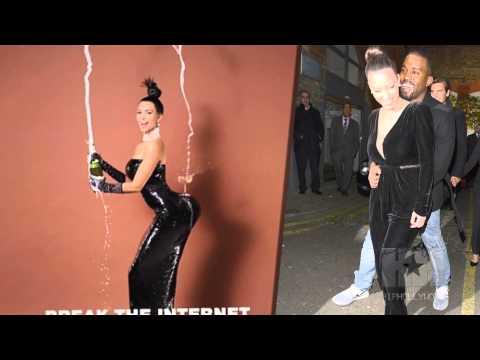 Naya Rivera Slams Kim Kardashian for Paper Magazine Spread - HipHollywood.com