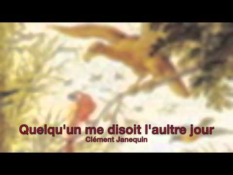 Clément Janequin - En amour y a du plaisir