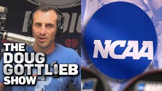 Doug Gottlieb - It's The End of College Athletics As We Know It