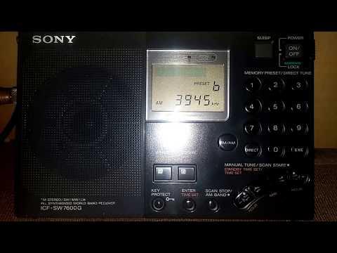DXing Radio Nikkei II 3945 khz ( JOZ-5 ) Japan 15.500 Kms. aprox.