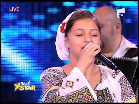 Luiza Măriuca - Canta Muzica Populara - Next Star video