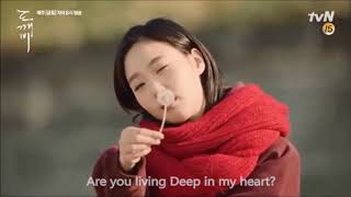 Goblin Stay With Me English Lyrics - Best Korean Drama Song 2017