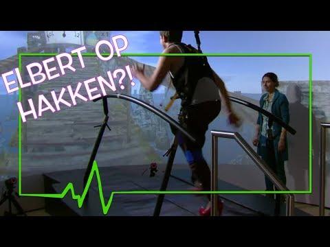 ELBERT LEERT LOPEN (OP HAKKEN?!) - TOPDOKS EXTRA
