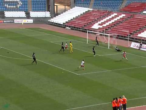 Almería B 1 - Córdoba B 0 (26-10-14)