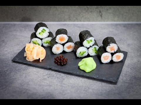 Jak Zrobić Sushi Hosomaki | RobimySushi.com