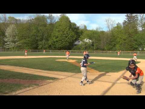 MW Little League Majors Yankees vs Mets 5-7-2013