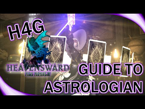 How To Guide - Getting Started with Astrologian in FFXIV Heavensward - First Impressions