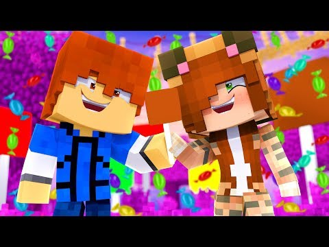 Minecraft Daycare - CANDY LAND ! (Minecraft Roleplay)