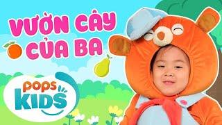 Mầm Chồi Lá Tập 20 – Vườn Cây Của Ba - Nhạc Thiếu Nhi Hay Trên Kênh POPS Kids